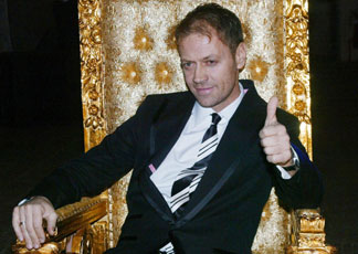 rocco siffredi image courtesy by Olycom
